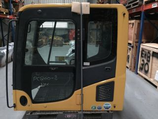 PC200-8 Cabin Used